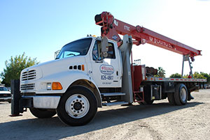 Crane Service Los Banos, CA, Atwater, CA