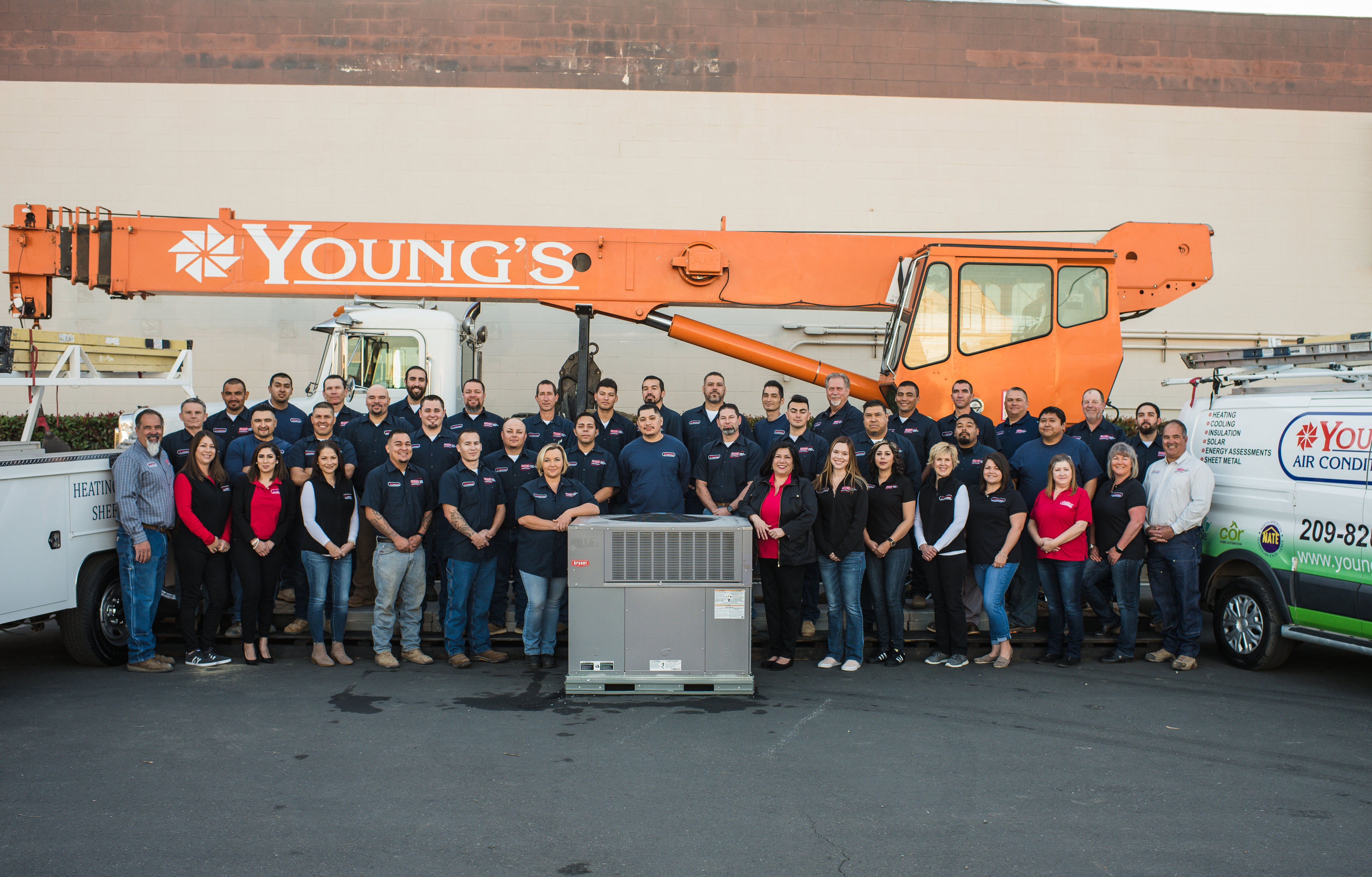 Young's Air Team 2018
